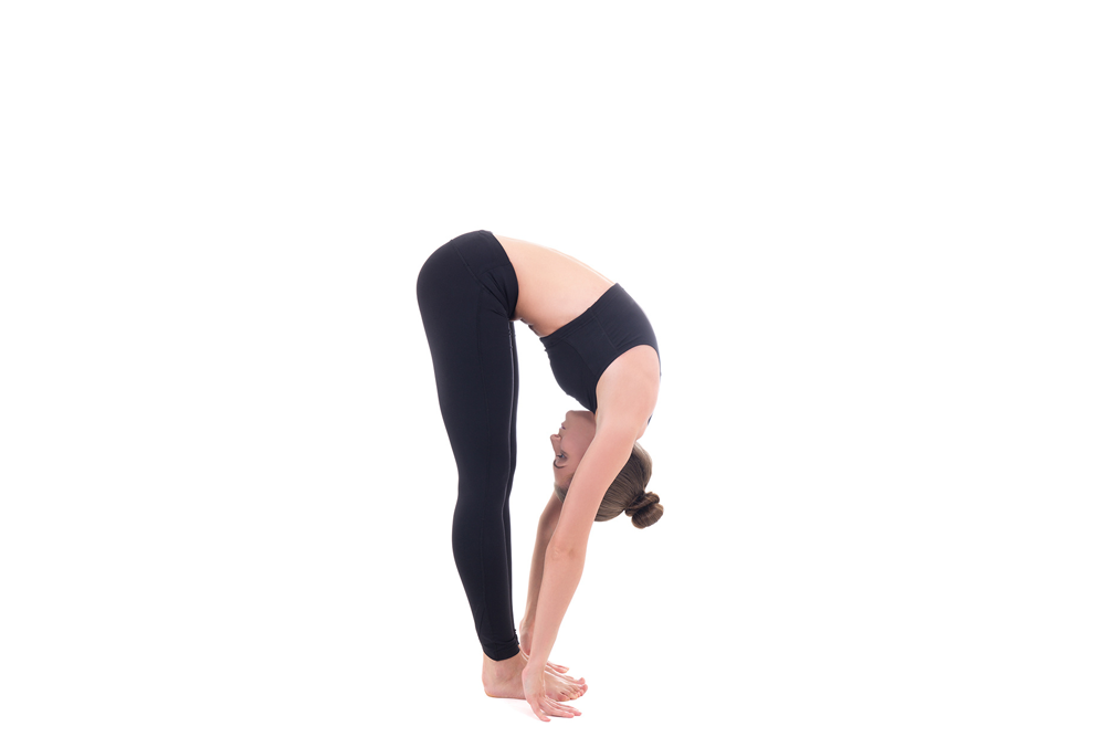 Pose Three - Standing Forward Fold